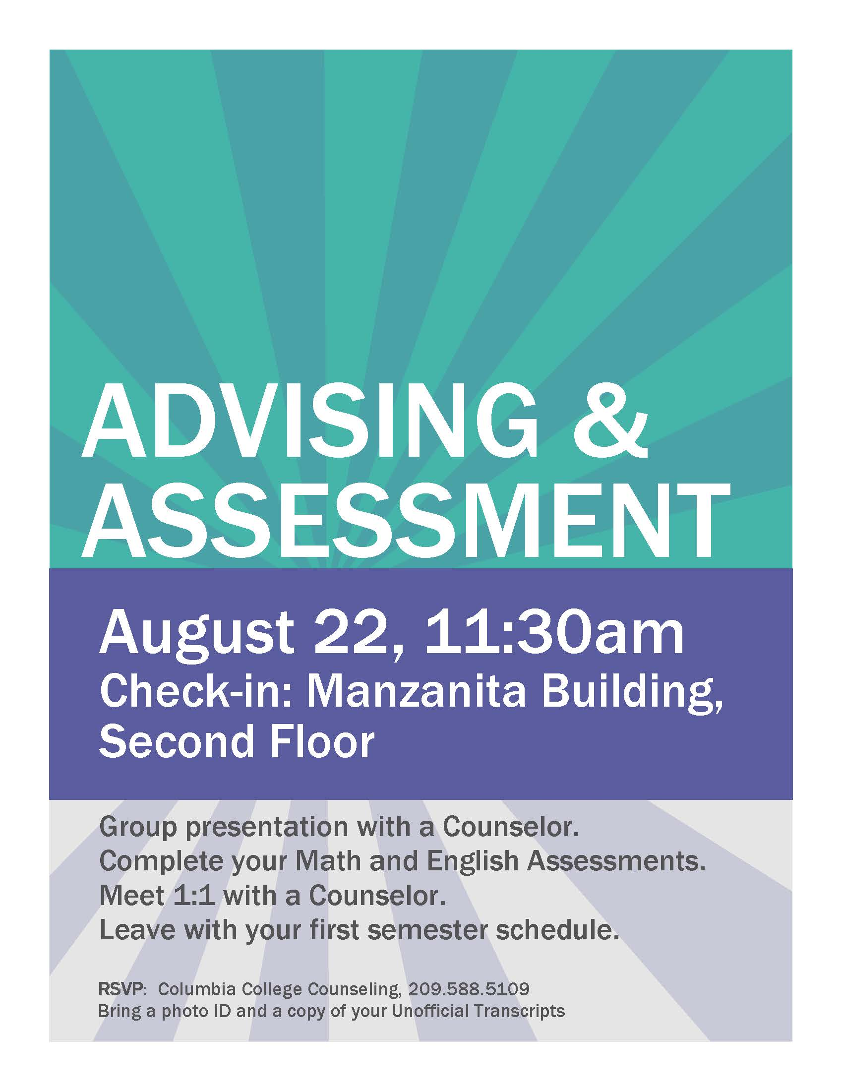 Advisement  Assessment 2017