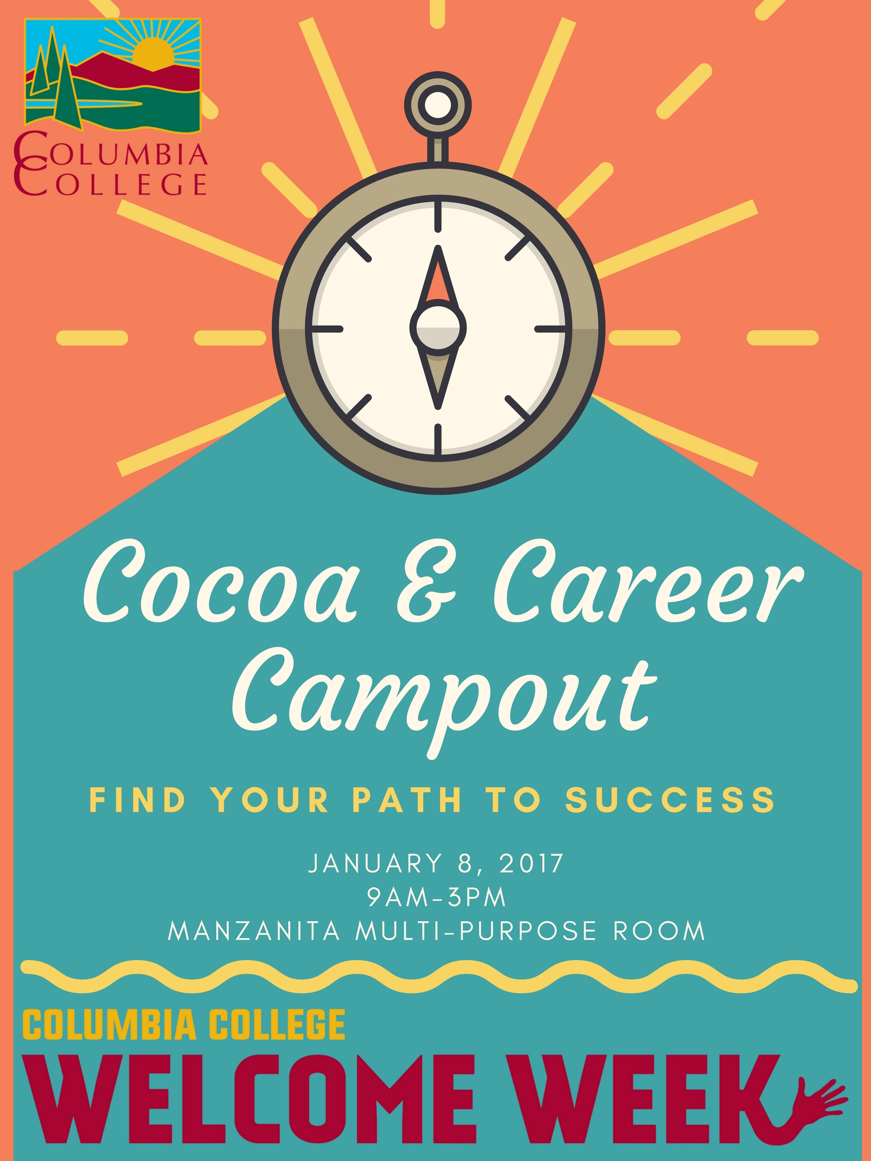 Cocoa  Career Campout
