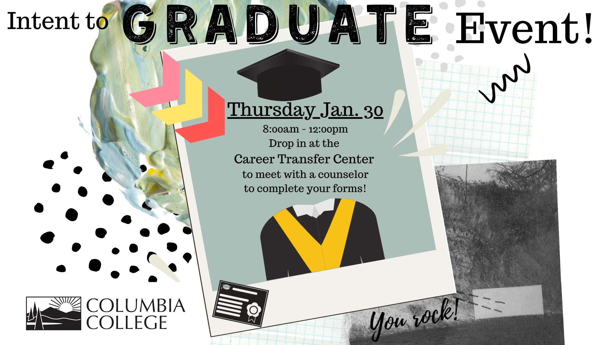 Intent to Graduate (1)